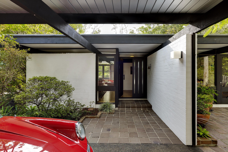 Village Homes Floor Plans Modern House Pettit Sevitt Lowline B By Ken Woolley
